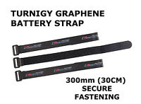 Turnigy RC Graphene 300mm/30cm Strong/Secure Lipo Battery Adjustable Strap - UK