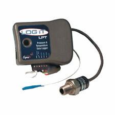 Supco Logit Lpt Pressure Amp Temperature Data Logger 2 Channel With Ext Sensors