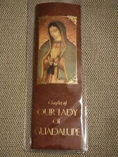Our Lady of Gaudalupe Chaplet
