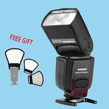 Yongnuo YN560III Wireless Flash Speedlite for Canon Nikon+Speedlite Reflector
