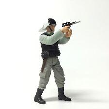 """3.75"""" Star Wars Vintage Rebel  Tantive IV Defender Fleet Trooper Action Figure"""