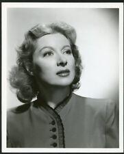 GREER GARSON Original Vintage 1940s MGM PORTRAIT DBLWT Photo