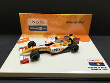 Minichamps - ING Special - Renault - R29 - 2009 - Very rare model