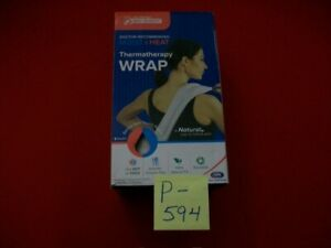 BRAND NEW ORIGINAL CAREX BED BUDDY MOIST HEAT THERMATHERAPY WRAP HOT OR COLD NIB