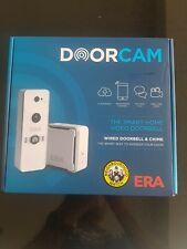 ERA DoorCam Wireless Video Doorbell with Plug-In Chime