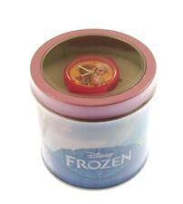 Disney Frozen rosa orologio Elsa e Anna in una latta