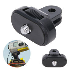 Tripod Mount Adapter Converter To 1/4'' Thread Screw For GoPro Action Camera