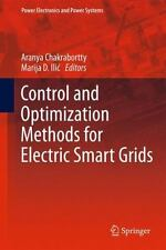 Power Electronics and Power Systems: Control and Optimization Methods for...