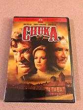 Chuka - Western DVD Rod Taylor Ernest Borgnine Sealed New OOP