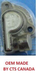 Throttle Position Sensor BUICK CADILLAC CHEVROLET GMC OLDSMOBILE PONTIAC TPS