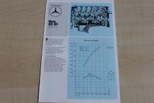 159655) Mercedes LKW OM 403 - technische Daten - Prospekt 197?