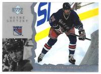 1996-97 Wayne Gretzky Upper Deck Ice - New York Rangers
