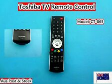 Toshiba Television TV Remote Control Replacement CT-865 **Brand NEW** (C557)