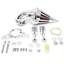 Air Cleaner For Harley Softail Fat Boy Dyna Street Bob Wide Glide Chrome