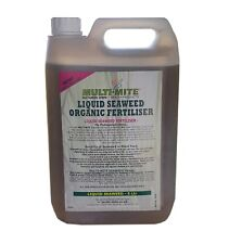 5 Litre Organic Liquid Seaweed Concentrate Plant Feed Food Fertiliser