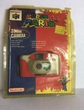 Super Mario 64 - 35mm Camera Factory Sealed Brand New - Box Has Some Wear