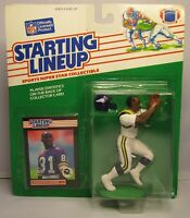 1989  ANTHONY CARTER - Starting Lineup (SLU) Football Figure - MINNESOTA VIKINGS