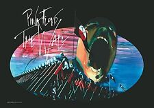 Pink Floyd Scream / Hammers large fabric poster / flag 1100mm x 750mm (hr)