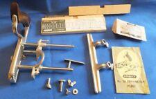 Vintage Stanley No. 50 Combination Plane Tool W/ Cutters, Original Box