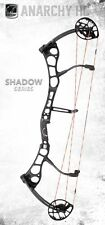 New Bear Archery Anarchy HC Compound Bow 70 lbs Left Hand SHADOW BLACK LH