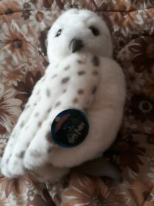 Harry Potter Collection Hedwig Feature Plush Puppet with Sounds studio tour BN