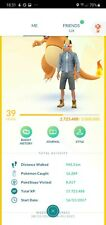 Pokemon Account Go lvl 39