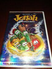Big Idea's Jonah: a VeggieTales Movie - DVD - VERY GOOD