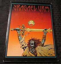 1978 YRAGAEL URM Philippe Druillet Dragon's Dream FVF SC Rare