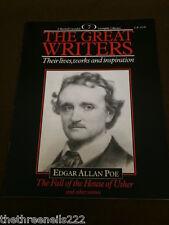 THE GREAT WRITERS #7 EDGAR ALLAN POE