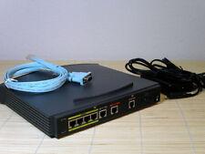 Cisco 836-K9 ADSL o ISDN 3DES VPN Router 48MB RAM PLUS IOS