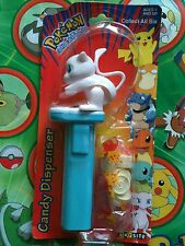Pokemon Mew Candy Pez figure Catcher Bandai Candy Box Toy New in Pack