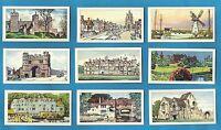 Cigarette/Trade cards...HISTORIC EAST ANGLIA - Full Original Set - 1961