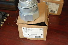 """Hubbell H2501 2 1/2"""" Liquid Tight Fitting, New"""