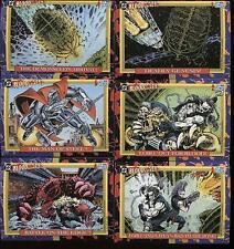 DC BLOODLINES 1993 81-CARD SET-SKYBOX