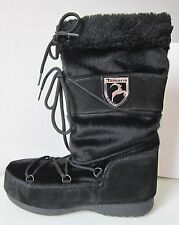 Tamaris Winter Stiefel Boots warm schwarz Gr. 37 black  Thia
