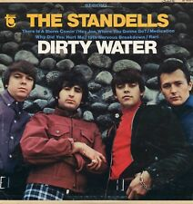 "STANDELLS ""DIRTY WATER"" ORIG US STEREO 1966"