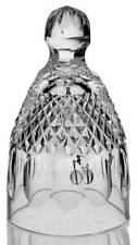 Waterford Crystal Colleen Dinner Bell New Ireland
