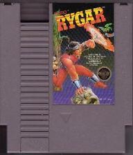 RYGAR ORIGINAL SYSTEM GAME NINTENDO NES HQ