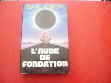 ISAAC ASIMOV-L'AUBE DE FONDATION-CLUB FRANCE LOISIRIS-1994-IN LINGUA FRANCESE