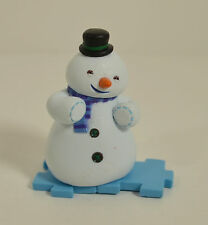 "2.5"" Chilly the Snowman Snow Man PVC Action Figure Disney Junior Doc McStuffins"