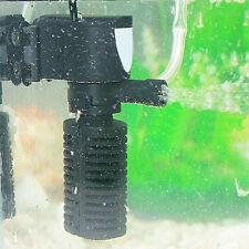 Multi 3in1 Aquarium Internal Filter Oxygen Submersible Water Pump For Fish Tank