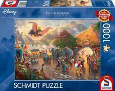 1000 Teile Schmidt Spiele Puzzle Thomas Kinkade Disney Dumbo 59939