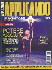 APPLICANDO LA RIVISTA PER MACINTOSH APPLE n.147 DICEMBRE 1997