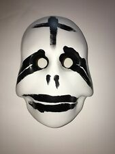 My Chemical Romance Day of the Dead Mikey Way death mask Brand New