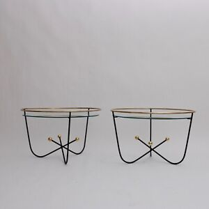 Pair of Edward Ihnatowicz Mars table for Heals