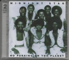 "MIDNIGHT STAR ""No Parking on the Planet"" - Doppel-CD 1997 - NEU & OVP"