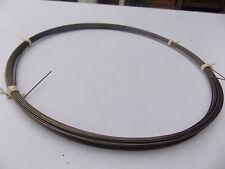 Federstahldraht (ohne Norm) Stahldraht gehärtet, federhart , Ø 0,7 mm L 25 M
