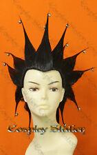 Bleach Zaraki Kenpachi Custom Made Cosplay Wig_commission152