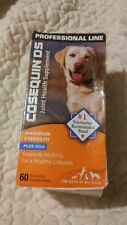 New listing Nutramax Cosequin Ds Max Strength Plus Msm Supplement For Dogs 60 Tablets