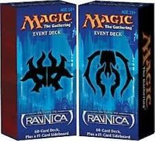 Magic the Gathering Return to Ravnica Event Decks Creep & Conquer, Wrack & Rage